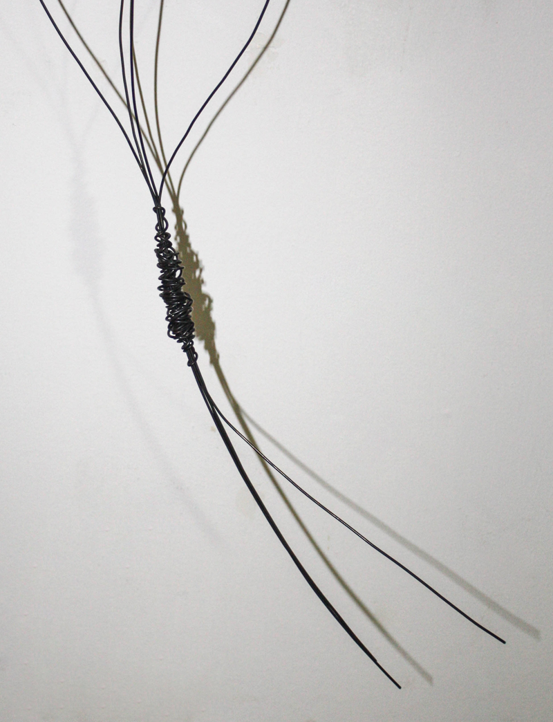 #117 Intergallactic Angel with Wire Body