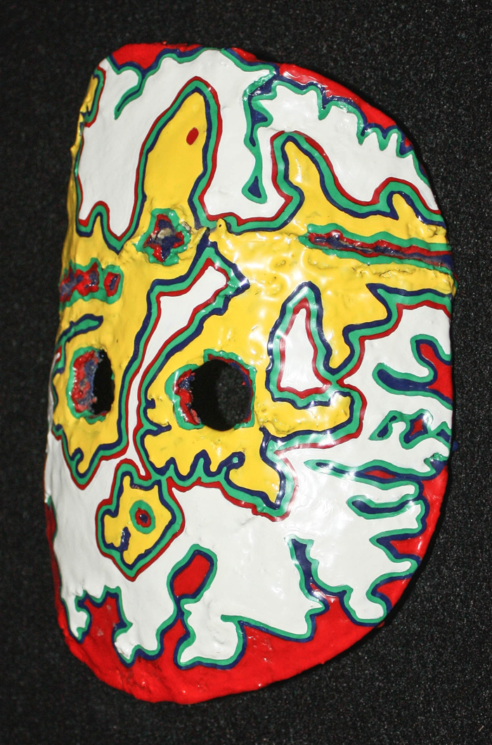 Mask of Achilles #2