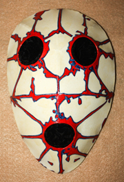 Alexander the Great Mask Number 4