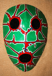Alexander the Great Mask Number 6